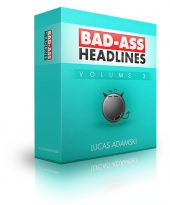 Bad Ass Headlines V3 Private Label Rights