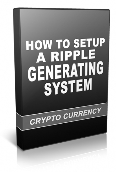 How To Set Up A Ripple (Crypto Currency) Generating System