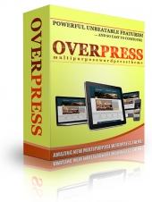OverPress Multipurpose Wordpress Theme Private Label Rights