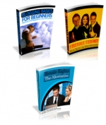3 Brand New PLR Pack Private Label Rights