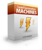 Lead Generation Machines Private Label Rights
