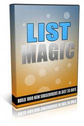List Magic 2014 Private Label Rights