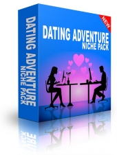 Dating Adventure Niche Pack Private Label Rights