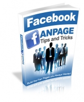 Facebook Fan Page Tips and Tricks Private Label Rights