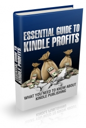 Essential Guide To Kindle Profits Private Label Rights