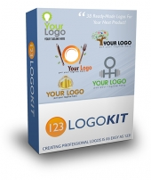 123 Logo Kit Private Label Rights