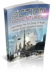 Action Adventurer Private Label Rights