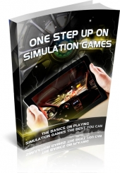 One Step Up On Simulation Games Private Label Rights