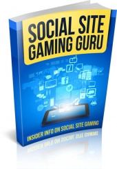 Social Site Gaming Guru Private Label Rights