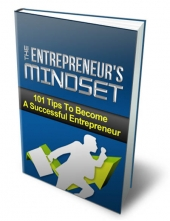 The Entrepreneur's Mindset Private Label Rights