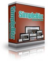 SimpleBizz Wordpress Theme Private Label Rights