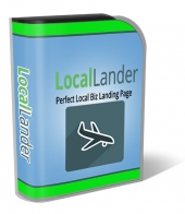 WP Local Lander Plugin Private Label Rights