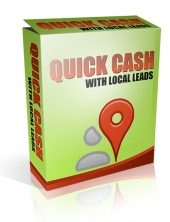 Quick Cash With Local Leads Private Label Rights