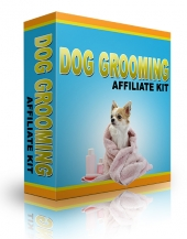 Dog Grooming Affiliate Kit Private Label Rights