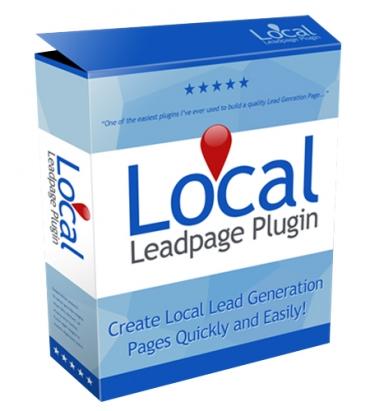 Local Leadpage Plugin