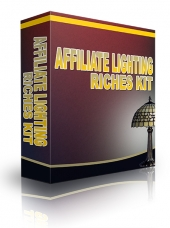 Affiliate Lighting Riches Kit Private Label Rights