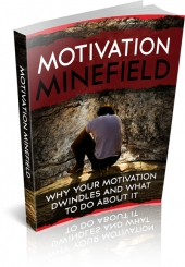 Motivation Minefield Private Label Rights