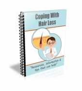 Coping with Hair Loss Ecourse Private Label Rights