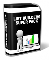 List Builders Super Pack Private Label Rights