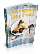 Homemade Dog Food Private Label Rights