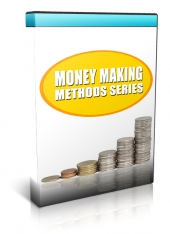 Money Making Methods Video Series Volume 1 & 2 Private Label Rights