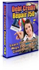 Debt Credit Repair 750 Private Label Rights