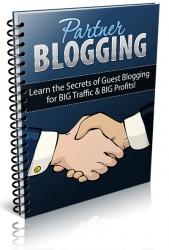Partner Blogging Private Label Rights