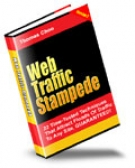 Web Traffic Stampede Private Label Rights
