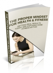 The Proper Mindset For Health & Fitness Private Label Rights