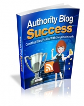 Authority Blog Success Private Label Rights