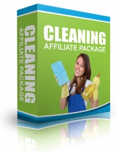 Cleaning Affiliate Package Private Label Rights