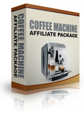 Coffee Machine Affiliate Package Private Label Rights