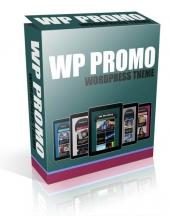 WP Promo Wordpress Theme Private Label Rights