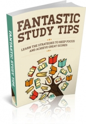 Fantastic Study Tips Private Label Rights