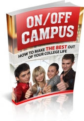 On/Off Campus Private Label Rights