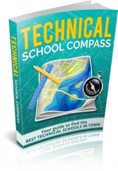 Technical School Compass Private Label Rights