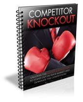 Competitor Knockout Private Label Rights