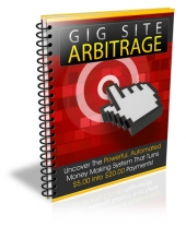 Gig Site Arbitrage Private Label Rights