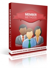 Member Methods and Tips Private Label Rights