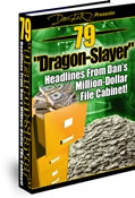 79 Dragon Slayer Headlines Private Label Rights