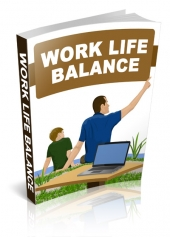 Work Life Balance Private Label Rights