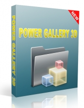 Power Gallery 3D Private Label Rights