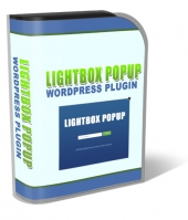 Lightbox Popup WordPress Plugin Private Label Rights