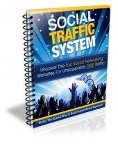 Social Traffic System Private Label Rights