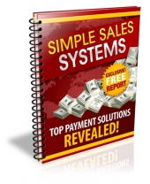 Simple Sales Systems Private Label Rights