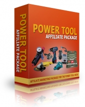 Power Tool Affiliate Package Private Label Rights
