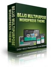 BEJJO Multipurpose WordPress Theme Private Label Rights