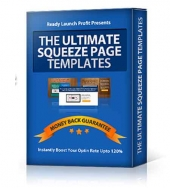 Ultimate Squeeze Page Templates Private Label Rights
