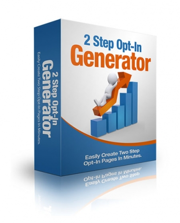 Two Step Opt-in Generator