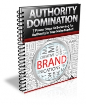 Authority Domination Private Label Rights